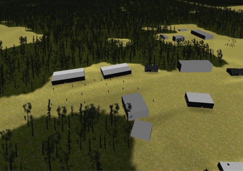 Osseus 3D View